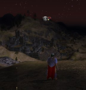 Screenshoat from LOTRO