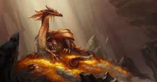 Image result for dragon hoard